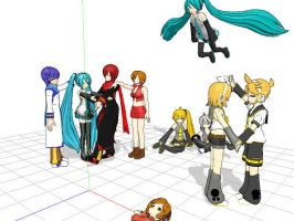 All the vocaloids i have by RockySmith