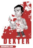 dexter by kidchuckle