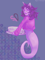 Cakewalk -Homestuck- by HolyCowWorshipper