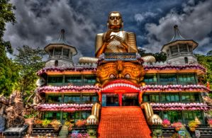 golden temple by haimohayon