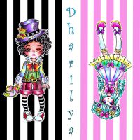 Mad Hatter and Ties by Dharilya