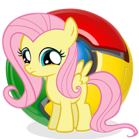 Google Chrome by Liggliluff
