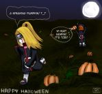 TobiDei Halloween Pumpkin Patch by SandraDibujante