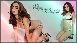 Eliza Dushku Wallpaper by Instrou-Morior