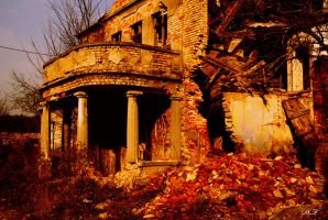 Ruins by impowerless