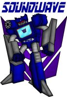 Soundwave by Kevin-Generic