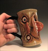 Licky Mug - FOR SALE by thebigduluth