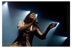 The one and only Tarja - 5 by MrSyn