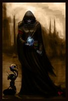 Siths Little Helper by -translucent-fame-