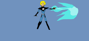 HAU Invisible Woman by TheUltimateSpiderFan