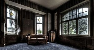 The Striped Room by stengchen