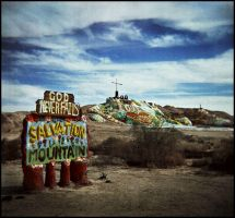 Salvation Mountain 02 by perry