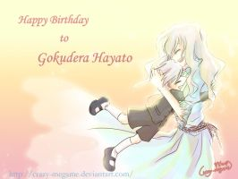 KHR-Special Day for Gokudera by Crazy-megame