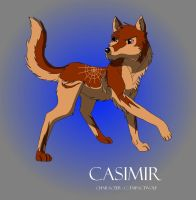 Casimir by Dragon-of-DC