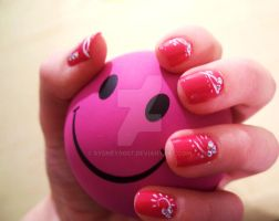 SMILE Nails:) by Sydney0007