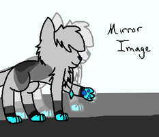Mirror Image by BlossomTehKat
