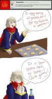 Question 50 : Good Sestra's Cooking~! by Ask-Soviet-Russia