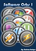 Software Orb Icons Pack 1 by AndrewBadger
