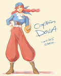Captain Dola by chacckco