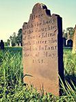 1800's Cemetery: Dying Too Soon by TemariAtaje