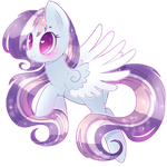 ~Lavender Blossom~ (COMMISSION) by Riouku