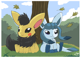 Summer is almost over by pichu90