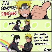 Grab my _Naruto by LadyGT