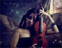 The Sound of an Angel by b-r-i-n-a