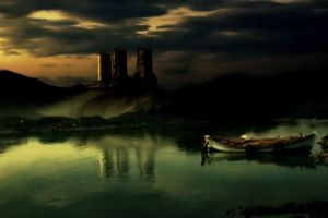 industrial silence. by sOn3t