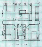 Simple Country House Second Floor by Raiderhater1013