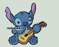 Stitch by NickyToons