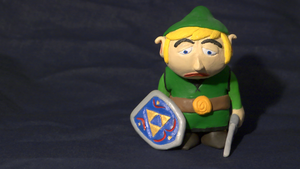 Link by clayfumbles