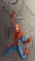 Spiderman by lastbeach