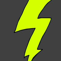 lightning bolt by strangetail