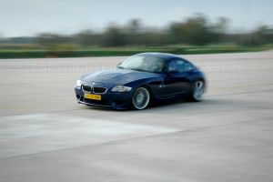 BMW Z4 M: Cone Corners by Vipervelocity
