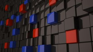 Cubes Wallpaper by avasilivich