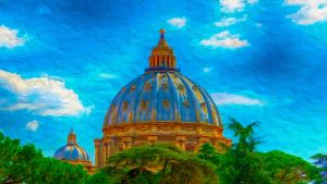 Saint-Peters-Basilica by DPCloud01