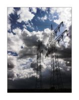power poles by toko