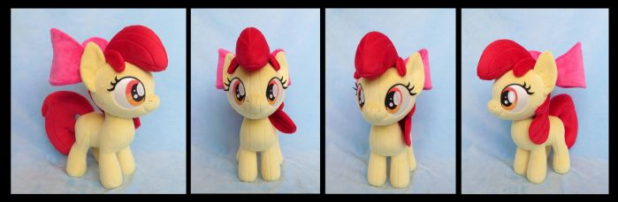 Applebloom by fireflytwinkletoes