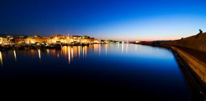 chania old harbor by vtr1000f
