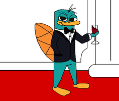 Tuxedo Perry Returns by GrovyleFangirl1997