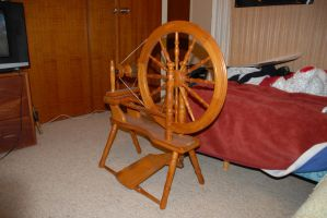 Spinning Wheel by ky-sta