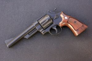 Smith and wesson Model 29 by Matsucorp