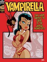 Vampirella and the DoomMonkey by jerrycarr