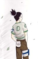 Shikamaru- Far Behind by BloodKaika