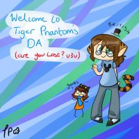 New ID OuO by tiger-phantom