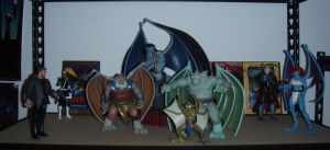 Gargoyles Collection! by GregXB