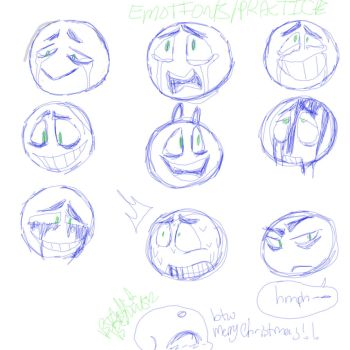 Emotion/s/ practice by TotallyLogical