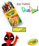 Fake Deadpool ad by ladyevel
