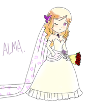 Fem!France Wedding by almaanderson9